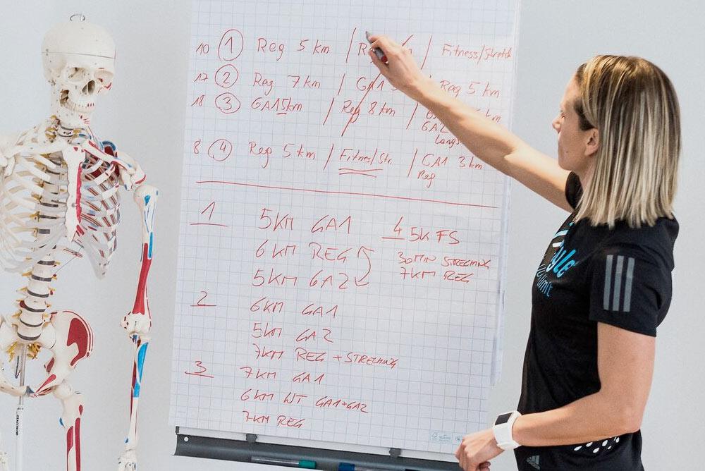 """Kurzlehrgang """"Allgemeine Trainingslehre"""" an der Tristyle Academy"""
