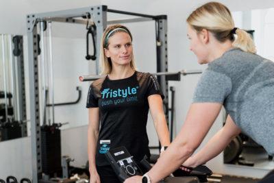 """Kurzlehrgang """"Sprache, Körpersprache und erfolgreiches Auftreten als Personal Trainer"""" an der Tristyle Academy"""
