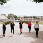 Lauftechnik in Theorie und Praxis, Kurzlehrgang an der Tristyle Academy